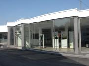 Autohaus Kröfges, Osann